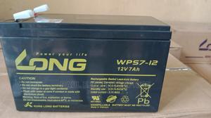 Ups Battery 12v 7amp Long | Computer Hardware for sale in Lagos State, Ojo