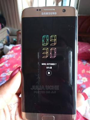 New Samsung Galaxy S7 edge 32 GB Gold   Mobile Phones for sale in Imo State, Owerri
