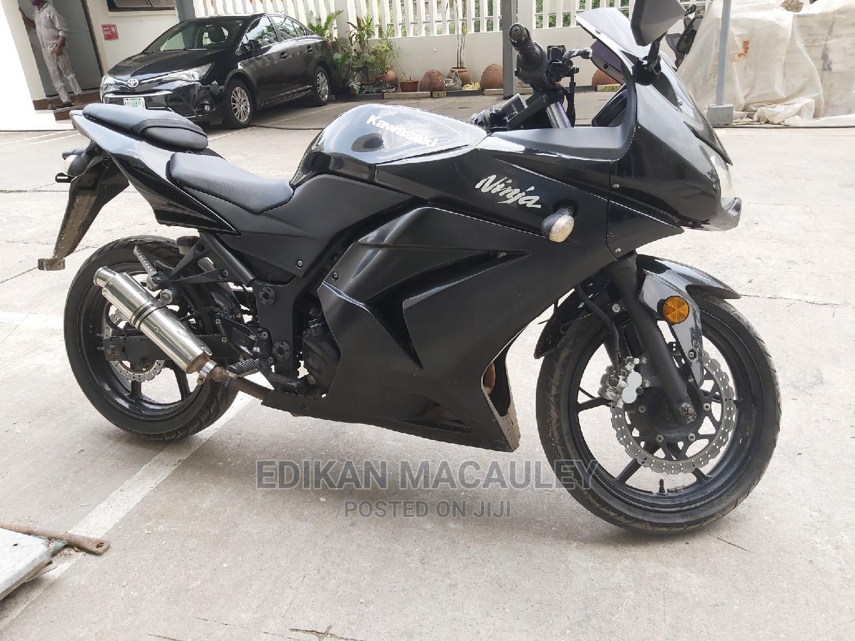 Archive: Kawasaki EX250 2009 Black