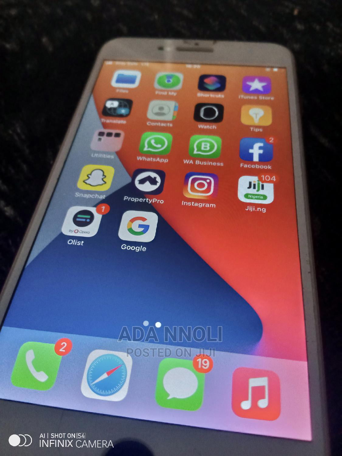 Apple iPhone 7 Plus 32 GB Red | Mobile Phones for sale in Lugbe District, Abuja (FCT) State, Nigeria