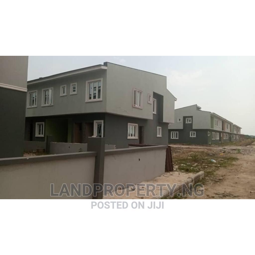 3 Bedroom Terrace Duplex | Houses & Apartments For Sale for sale in Eleko, Ibeju, Nigeria