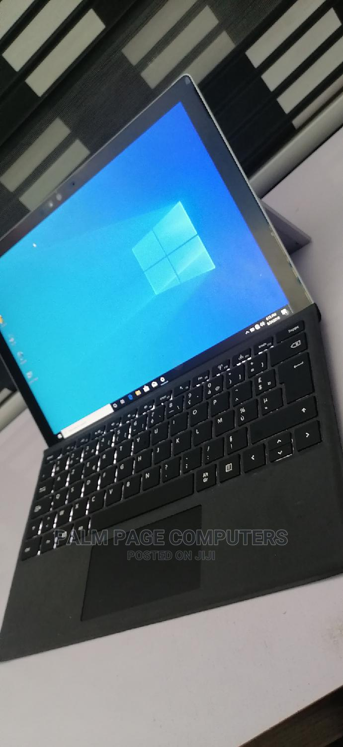 Laptop Microsoft Surface Pro 4 4GB Intel Core I5 SSD 128GB   Laptops & Computers for sale in Wuse 2, Abuja (FCT) State, Nigeria
