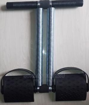 Double Spring Tummy Trimmer Enhancer | Sports Equipment for sale in Lagos State, Lagos Island (Eko)