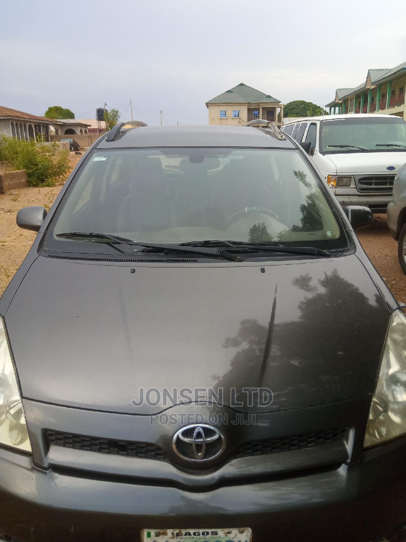 Toyota Corolla 2005 Verso 1.6 VVT-i Beige