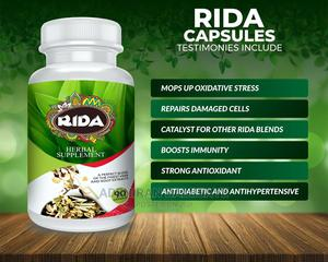 Rida Herbal Bitters and Supplement | Vitamins & Supplements for sale in Lagos State, Ogudu