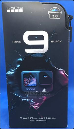 Brand New Gopro Hero 9 Black | Photo & Video Cameras for sale in Lagos State, Ikeja