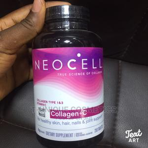 Neocell Super Collagen+C Type 1 3, 6g Plus Vitamin C 250tab   Vitamins & Supplements for sale in Lagos State, Ikorodu