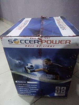 Soccer Power 2.5kva   Solar Energy for sale in Ogun State, Ado-Odo/Ota
