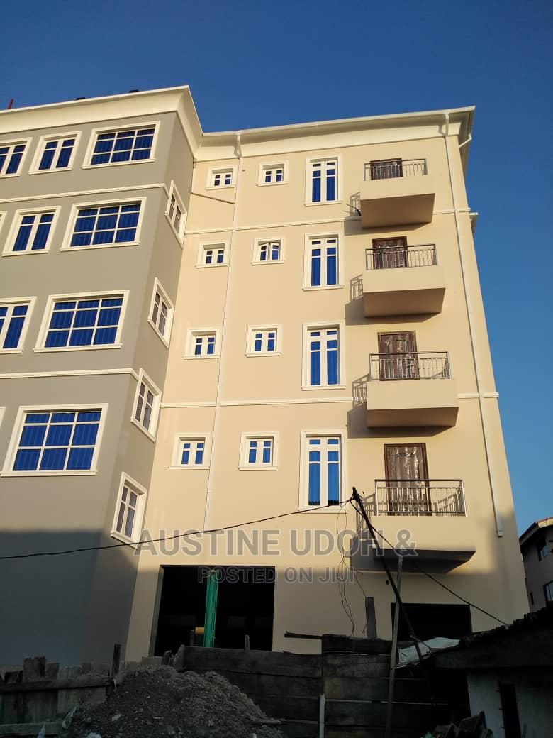 Executive 3 Bedroom Service Apartment for Sale at Gbagada