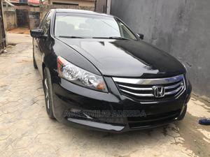 Honda Accord 2011 Black | Cars for sale in Lagos State, Ojodu