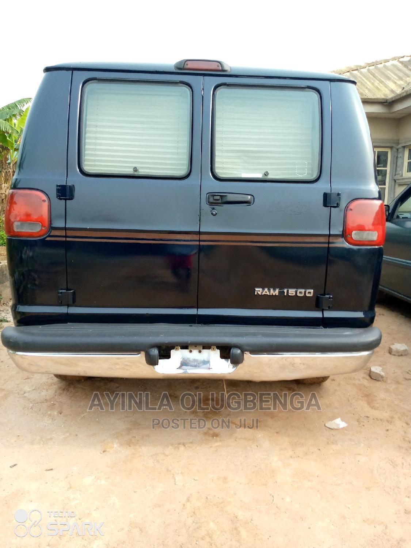 Dodge Ram 1500 Bus (Short Chasis of V6 Engine) | Buses & Microbuses for sale in Ifako-Ijaiye, Lagos State, Nigeria
