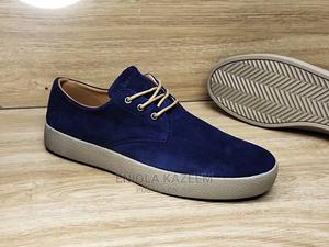 High Quality Designer Leather Suede Sneakers Available for U | Shoes for sale in Lagos State, Lagos Island (Eko)