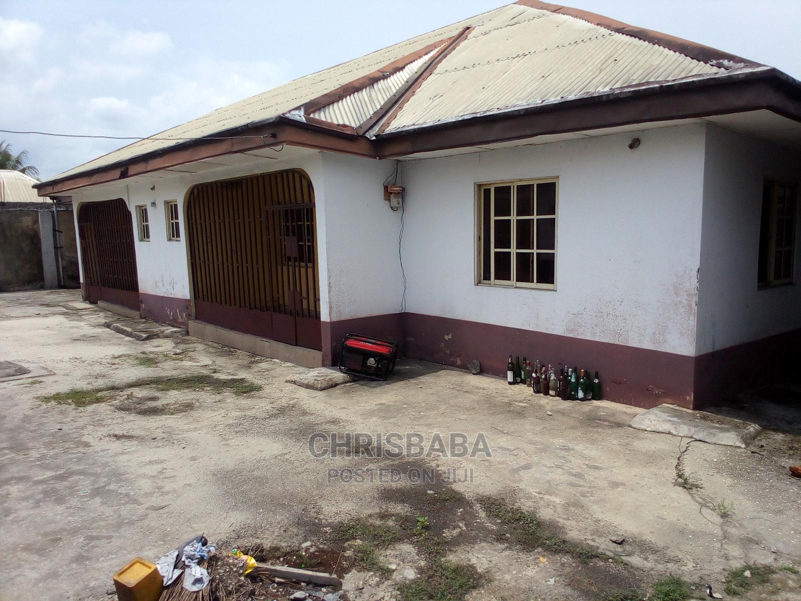 Archive: 4 Units of 2 Bedroom Flat Sitting on a 2 Plots of Land for S
