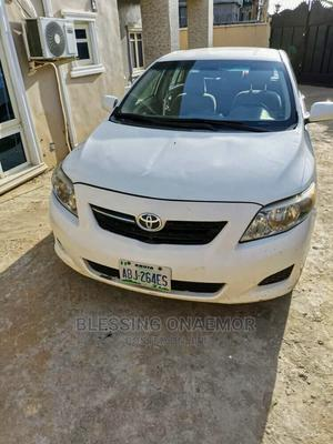 Toyota Corolla 2010 White | Cars for sale in Lagos State, Ojo