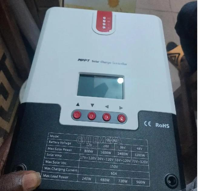 Mppt Charge Controller 40amp