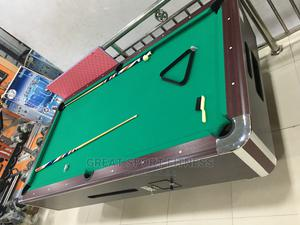 Green Felt Marble Coin Snooker Table   Sports Equipment for sale in Oyo State, Ibadan