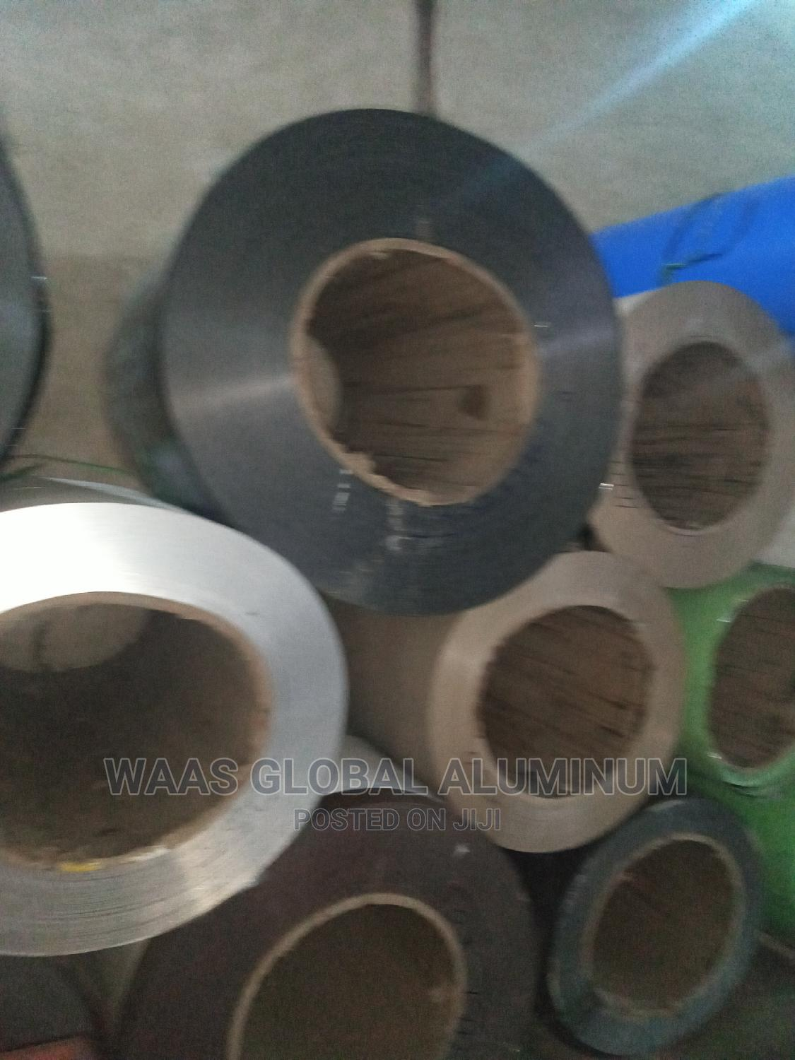 Archive: 0.55mm Long Span Aluminium Roofing