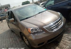 Honda Odyssey 2006 LX Gold | Cars for sale in Lagos State, Ikeja