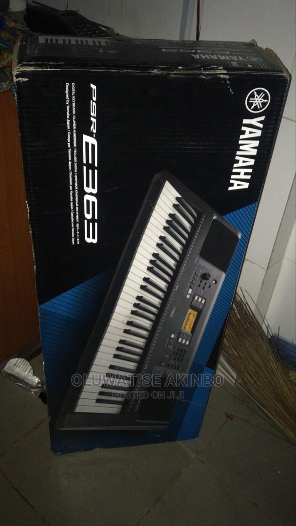 Archive: Yamaha Keyboard