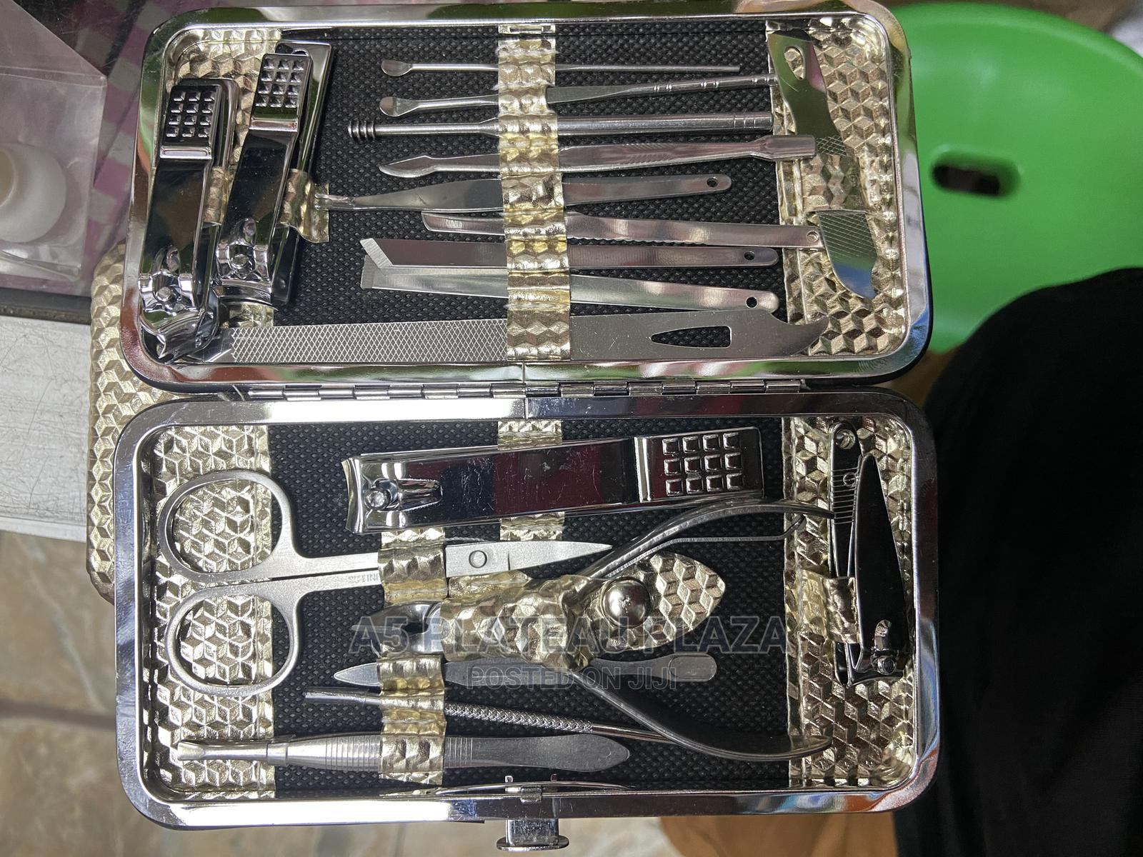 Complete Pedicure and Manicure Kits