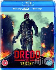 Brand New BLURAY 3D + BLURAY Dredd [ORIGINAL]   CDs & DVDs for sale in Lagos State