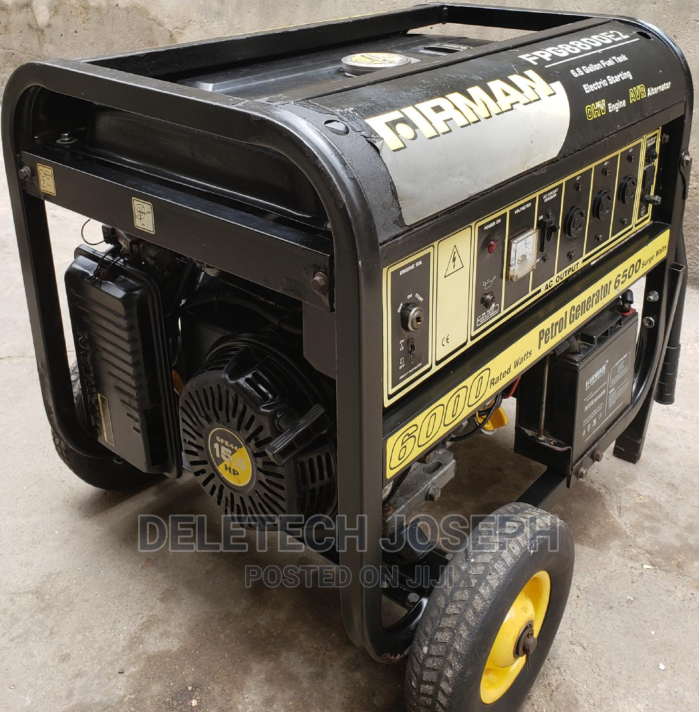 Archive: Firman Generator 8kva