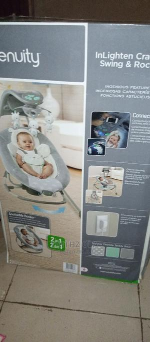 Ingenuity Swing and Rocker | Children's Gear & Safety for sale in Lagos State, Ipaja