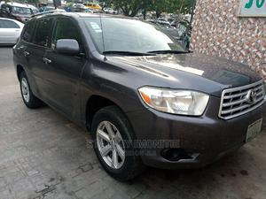 Toyota Highlander 2008 Sport Gray   Cars for sale in Lagos State, Magodo