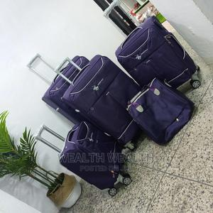 Quality Trolley Boxes With Hand Bag Available Forsale | Bags for sale in Lagos State, Ikeja