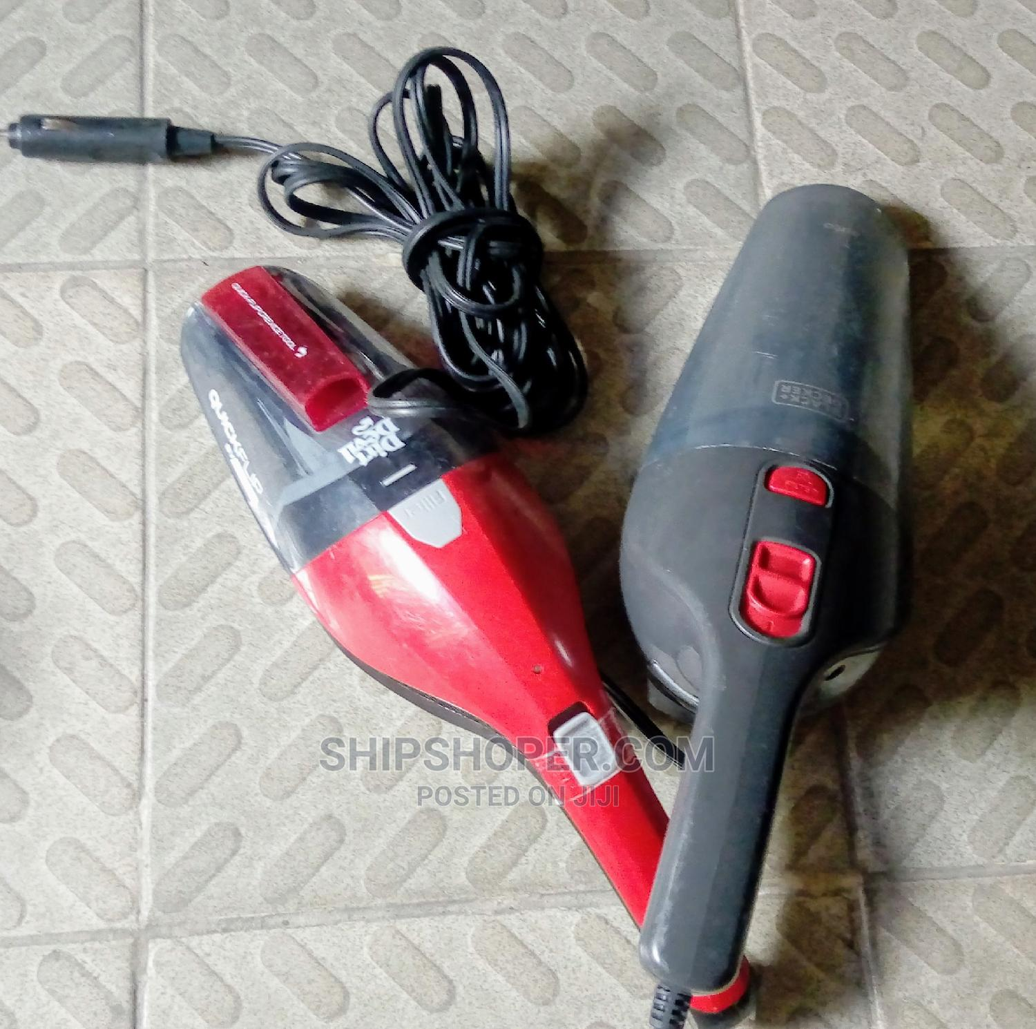 Vacuum Cleaners (Foreign)