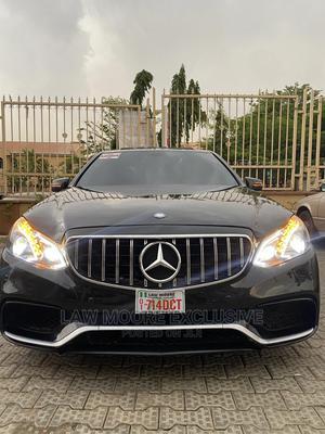 Mercedes-Benz E200 2012 Black | Cars for sale in Abuja (FCT) State, Gwarinpa
