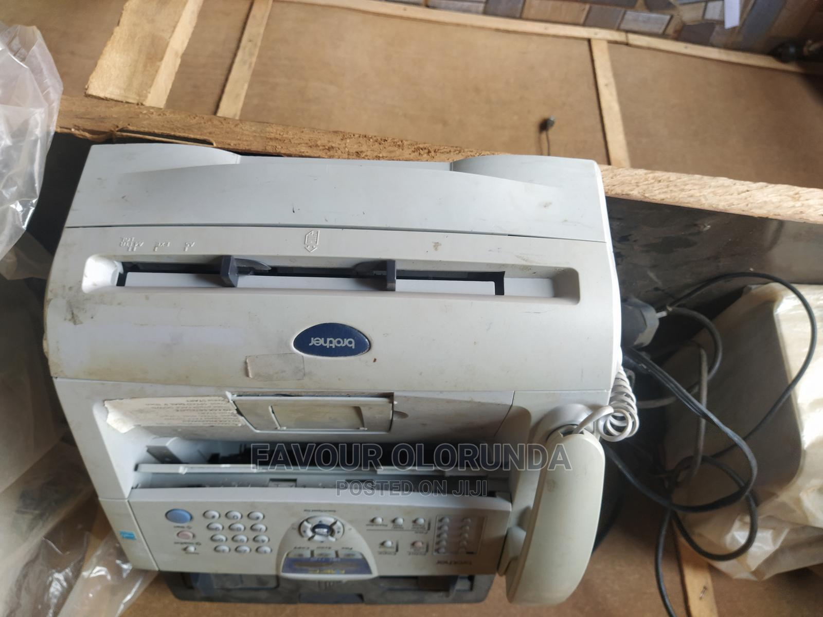 Archive: Brother MFC-7220 Fax, Copy, Printer, Scanner