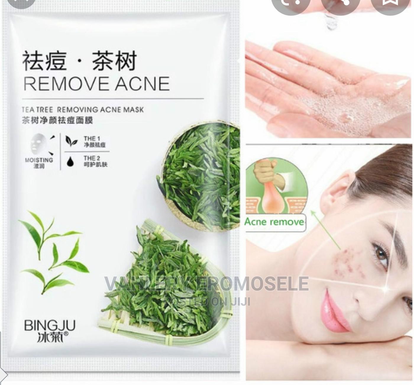 Promo Price Small but Mighty Tea Tree Remove Acne Mask