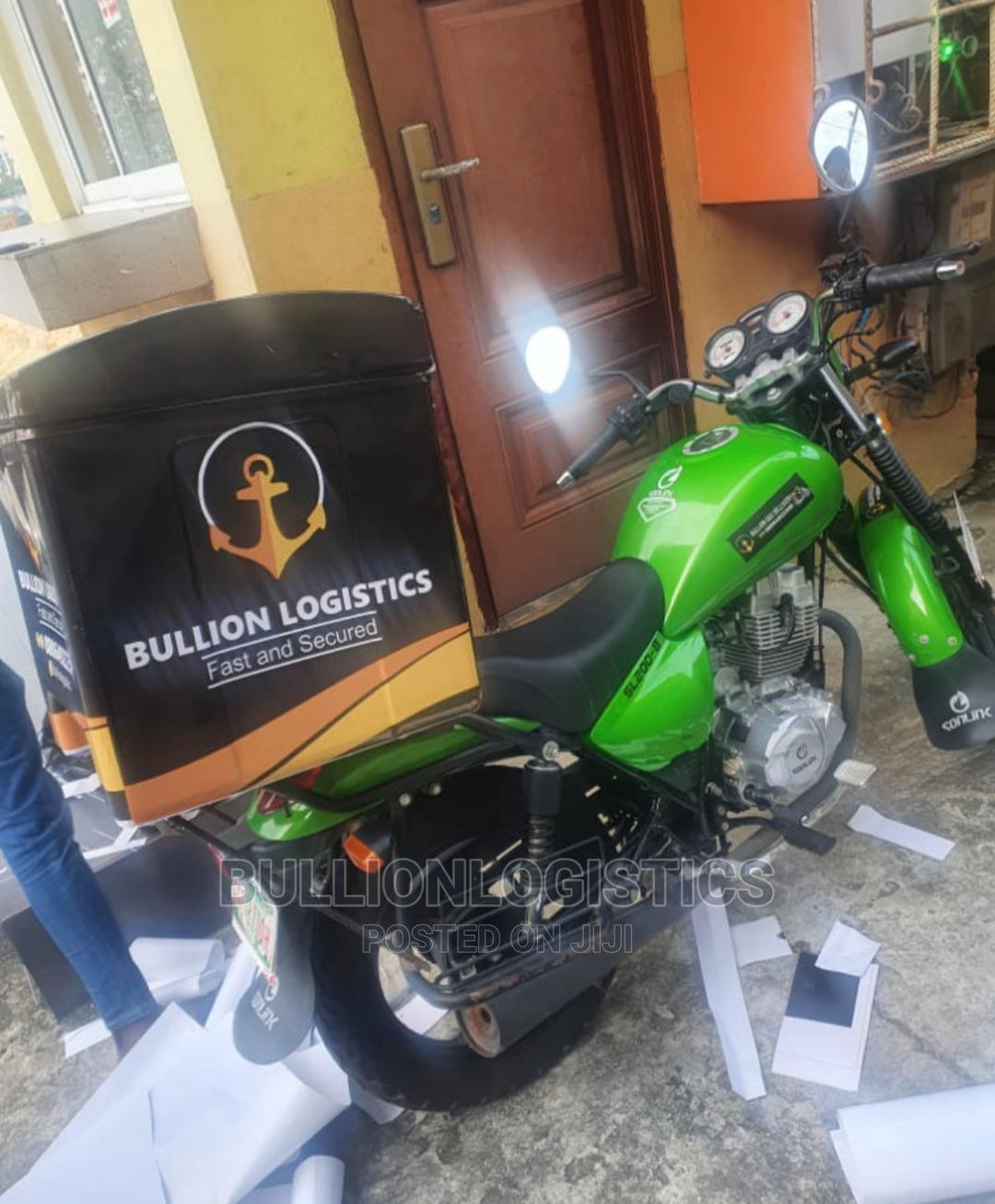 Archive: Dispatch Rider Needed For Employment