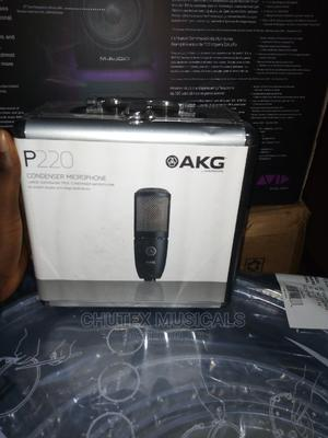Akg P220 Mic | Audio & Music Equipment for sale in Lagos State, Ojo