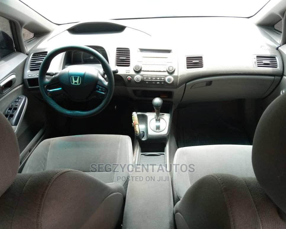Archive: Honda Civic 2007 1.8 Sedan EX Automatic Gray