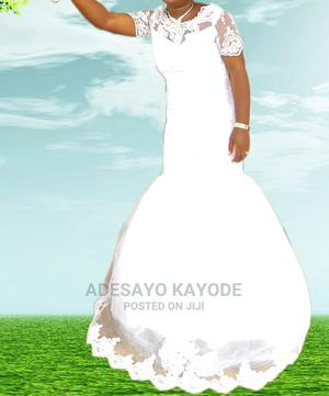 Beautiful White Wedding Gown | Wedding Wear & Accessories for sale in Kwara State, Ilorin South