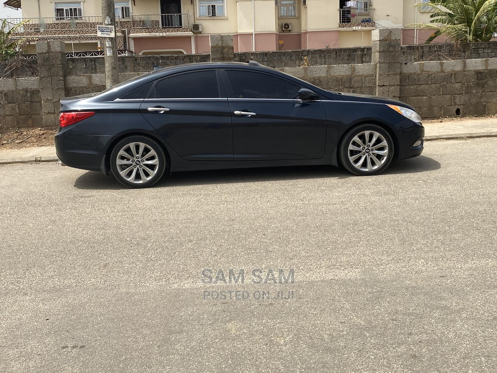 Hyundai Sonata 2012 Blue | Cars for sale in Kubwa, Abuja (FCT) State, Nigeria