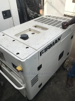 UK Used 10kva Soundproof Generator   Electrical Equipment for sale in Lagos State, Ojo