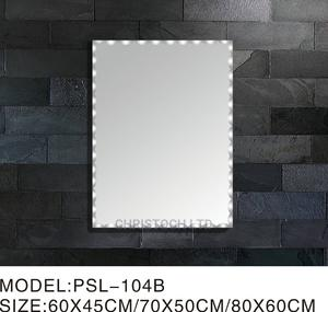 Plain Square Shape Mirror   Home Accessories for sale in Lagos State, Isolo