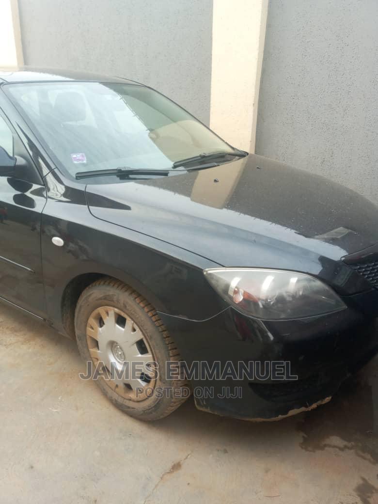 Mazda 3 2006 Black