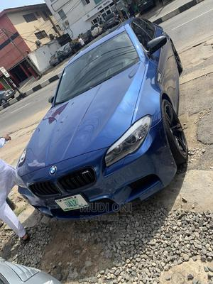 BMW M5 2013 Sedan Blue   Cars for sale in Lagos State, Ikeja