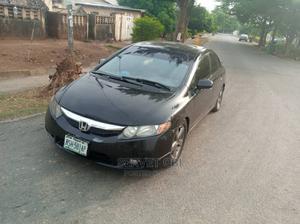 Honda Civic 2008 Black | Cars for sale in Abuja (FCT) State, Gwarinpa