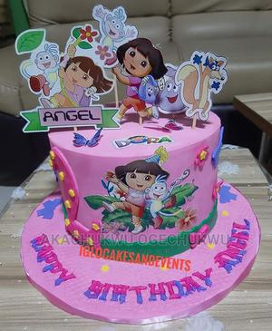 Birthday Cake And Wedding Cake   Party, Catering & Event Services for sale in Lagos State, Ilupeju