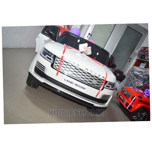 RANGE ROVER 24V Range Rover Vogue HSE 4WD 2 Seater Ride