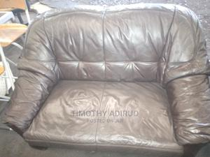 Sofa 3 Sitter . London Use | Furniture for sale in Lagos State, Mushin