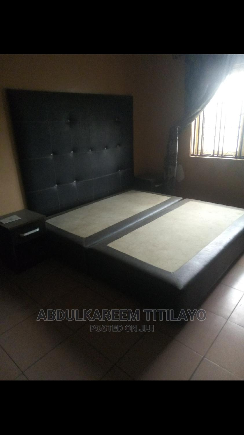 Archive: Bedframe With Two Side Drawer