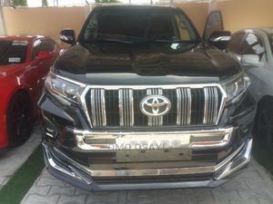 Toyota Land Cruiser Prado 2010 VX Black | Cars for sale in Lagos State, Ikeja