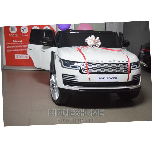 RANGE ROVER 24V Range Rover Vogue HSE 4WD 2 Seater Ride | Toys for sale in Wuse 2, Abuja (FCT) State, Nigeria