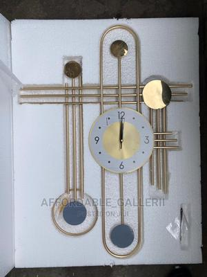 Decor Wall Clock | Home Accessories for sale in Lagos State, Ifako-Ijaiye